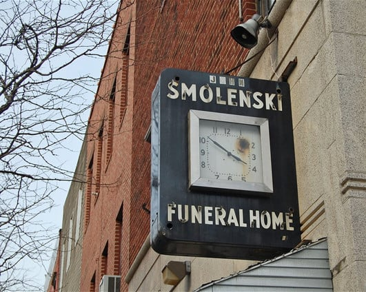 Smoleski Funeral Home NY