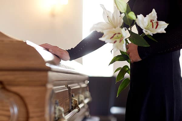 funeral preplanning to relieve family stress