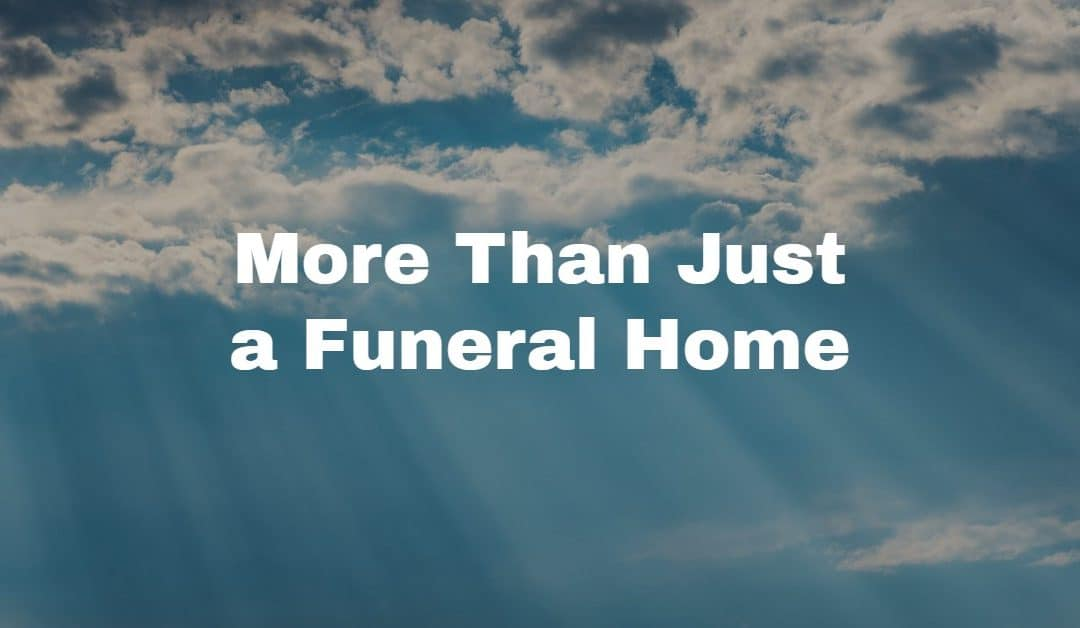 Funeral Home or Funeral Parlor?