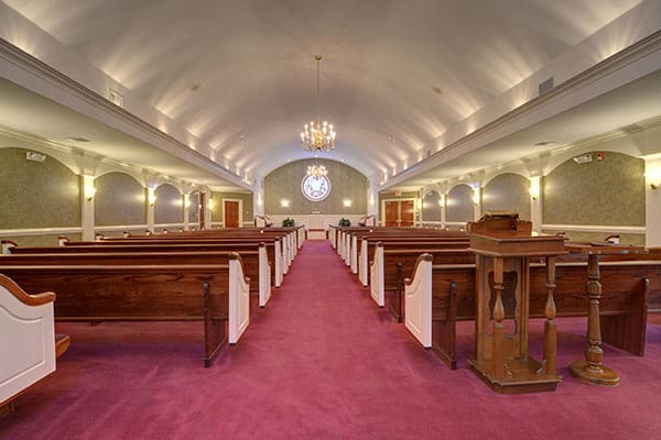 traditional funeral service raleigh nc