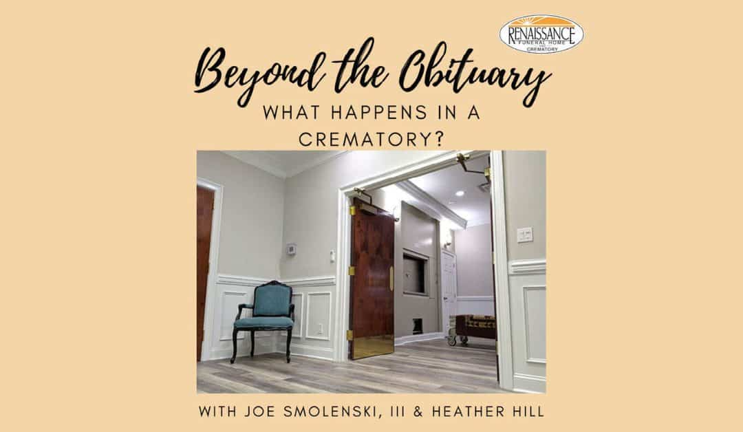 What Happens in a Crematory?