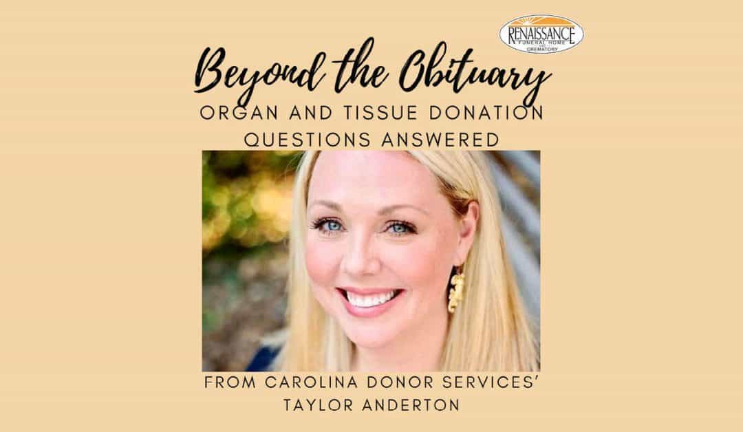 Answers to Organ and Tissue Donation Questions