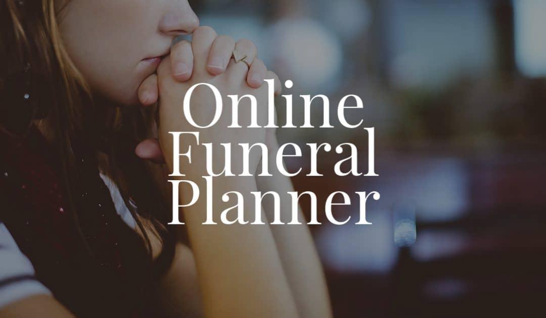 Online Funeral Planner